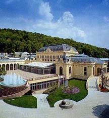 オーストリアの温泉